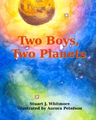 [Two Boys, Two Planets - cover]